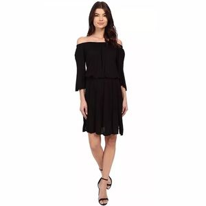 NWT LAMADE Lucia Off Shoulder Mini Dress